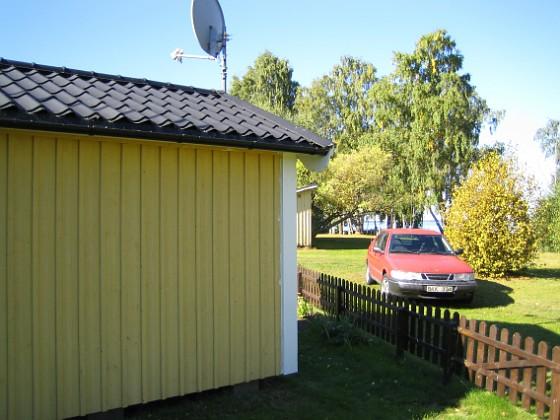 Utsikt från baksidan &nbsp 2005-09-17 IMG_0025 Granudden Färjestaden Öland