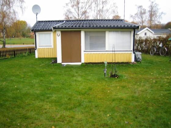 Stugan En översiktsbild av tomten.&nbsp 2005-11-05 IMG_0081 Granudden Färjestaden Öland