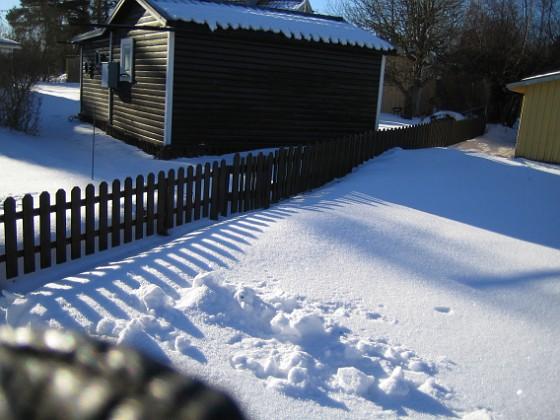 Snövallar  2006-02-03 Bild 004 Granudden Färjestaden Öland