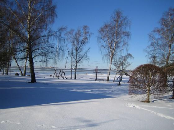 Granuddens badplats &nbsp 2006-02-03 Bild 005 Granudden Färjestaden Öland