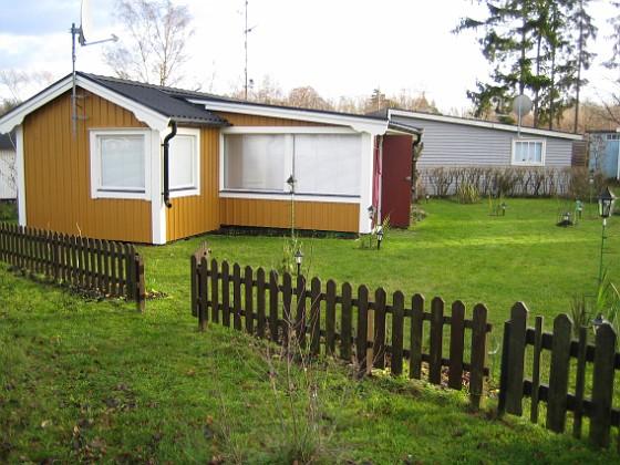 Granudden Översiktsbild över huset och tomten.&nbsp 2006-11-26 Bild 039 Granudden Färjestaden Öland