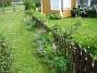 Granudden Utanför staketet finns Lupiner och några enstaka Blåklint. 2008-08-16 Bild 002