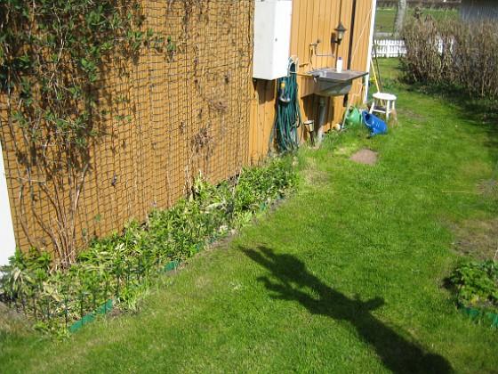 Södra gaveln  2010-05-02 079 Granudden Färjestaden Öland