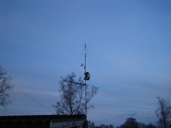 Väderstation  2011-03-25 042 Granudden Färjestaden Öland
