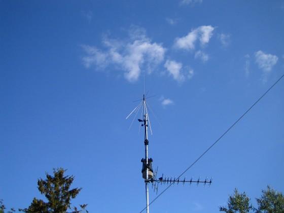 Radio och TV-antenn  2011-06-12 IMG_0054 Granudden Färjestaden Öland