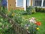 Granudden Nu börjar liljorna synas från utsidan staketet också. 2011-07-07 IMG_0008