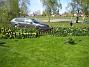 Det är inte utan viss stolthet man tittar ut över staketet. (2012-05-06 024)