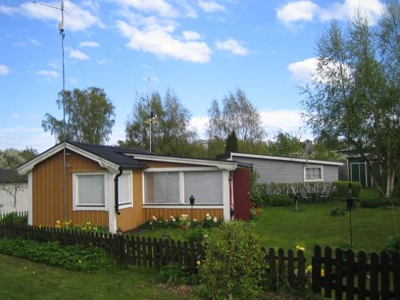 Granudden Här förökte jag ta en bild med mycket himmel i bakgrunden. 2012-05-11 001 Granudden Färjestaden Öland