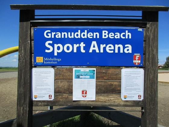 2016-06-22 Granudden Beach Sport Arena Granudden Färjestaden Öland