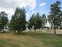 Granuddens Badplats Öde och tomt idag. Det kanske syns på sjön i bakgrunden, hur mycket det blåser? 2018-06-19 Granudden_0057