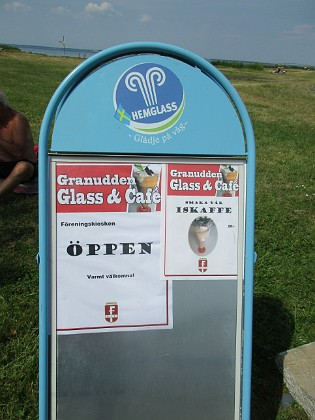 Granuddens Glass och Café  2019-06-26 Granuddens Glass och Café_0003 Granudden Färjestaden Öland