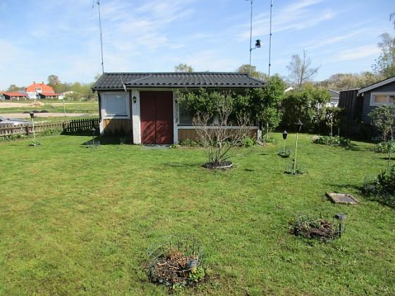 Granudden Här ser man tre antenner samt en väderstation. 2020-05-04 Granudden_0036 Granudden Färjestaden Öland