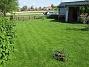 Granudden Nu är jag äntligen nöjd med min gräsmatta.                                2020-05-27 Granudden_0055