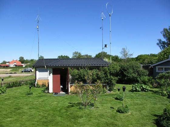 Huset Gräsmattan klipptes igår. 2020-06-01 Huset_0067 Granudden Färjestaden Öland